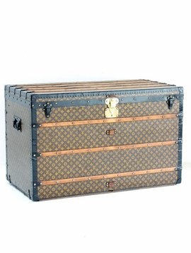 Louis Vuitton trunk XXL