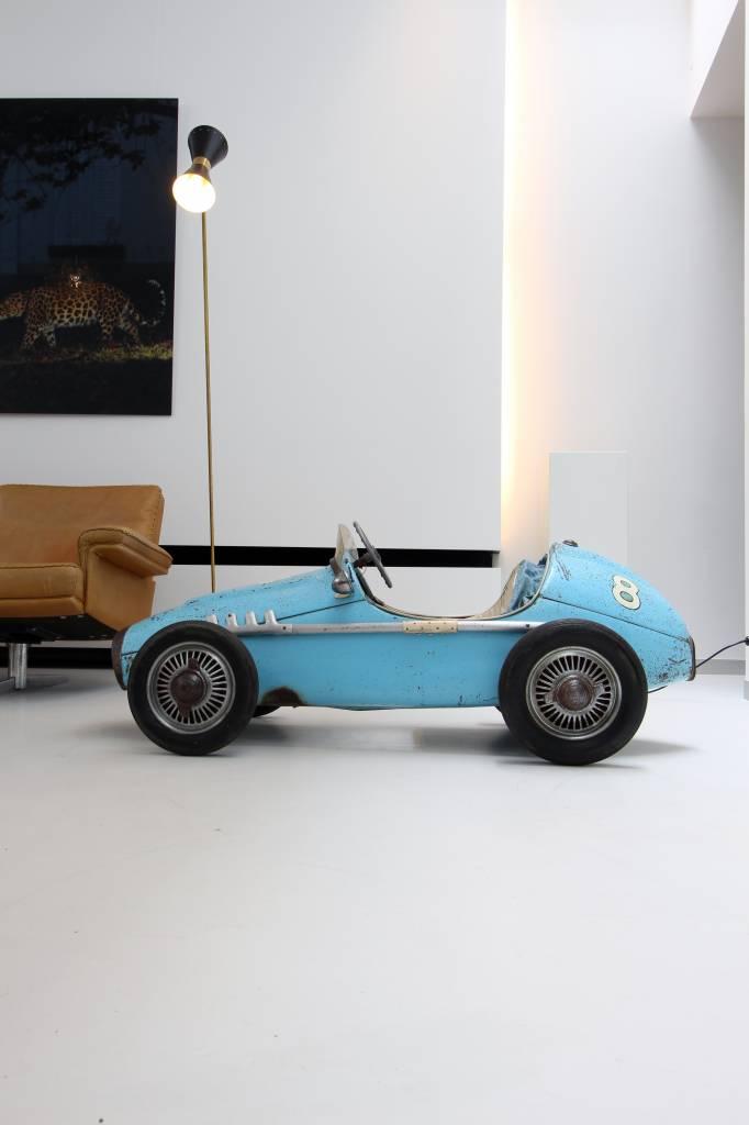 Ferrari pedal car racer 1954