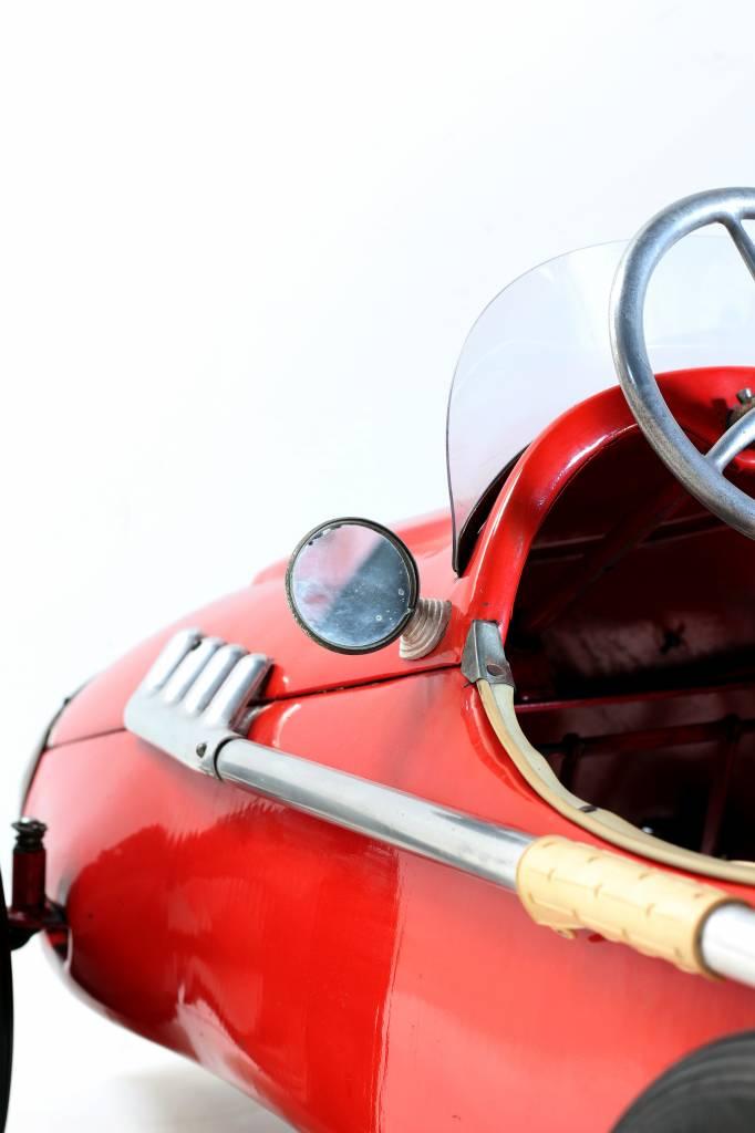 Ferrari pedal car 1954