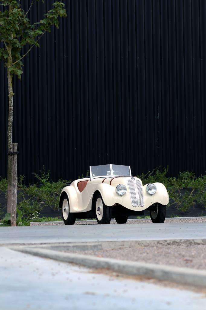 Original Bmw 328 junior La Chapelle