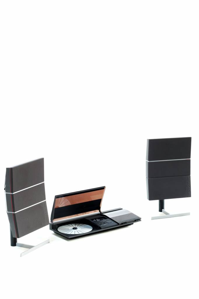 Vintage Bang and Olufsen center