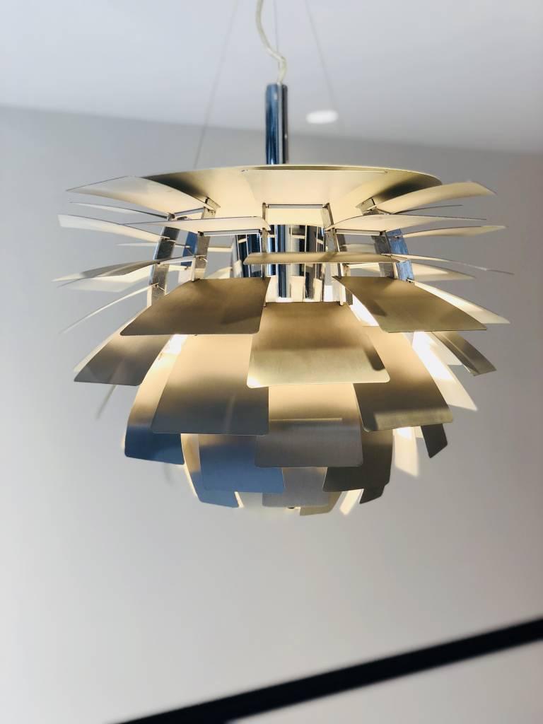 Vintage Artichoke lamp