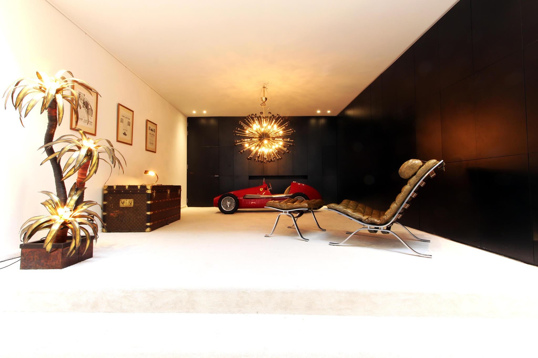 Ferrari interior