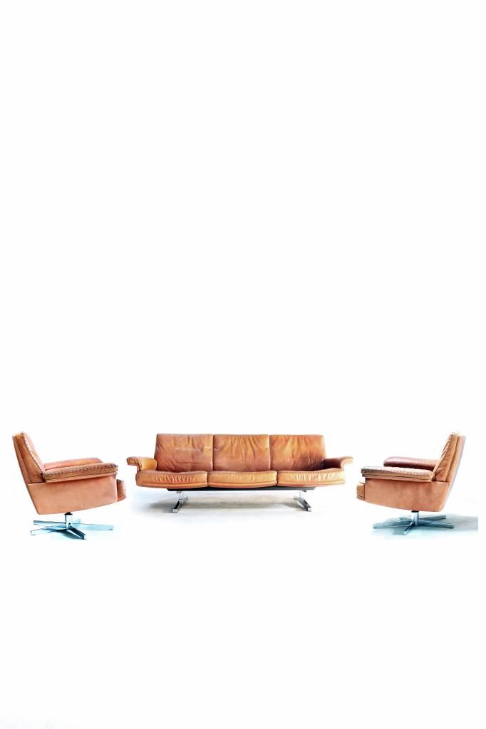 Vintage De Sede Salon 1970
