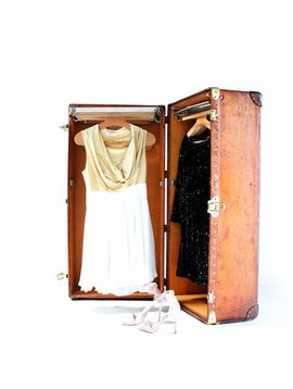 Louis Vuitton garderobe