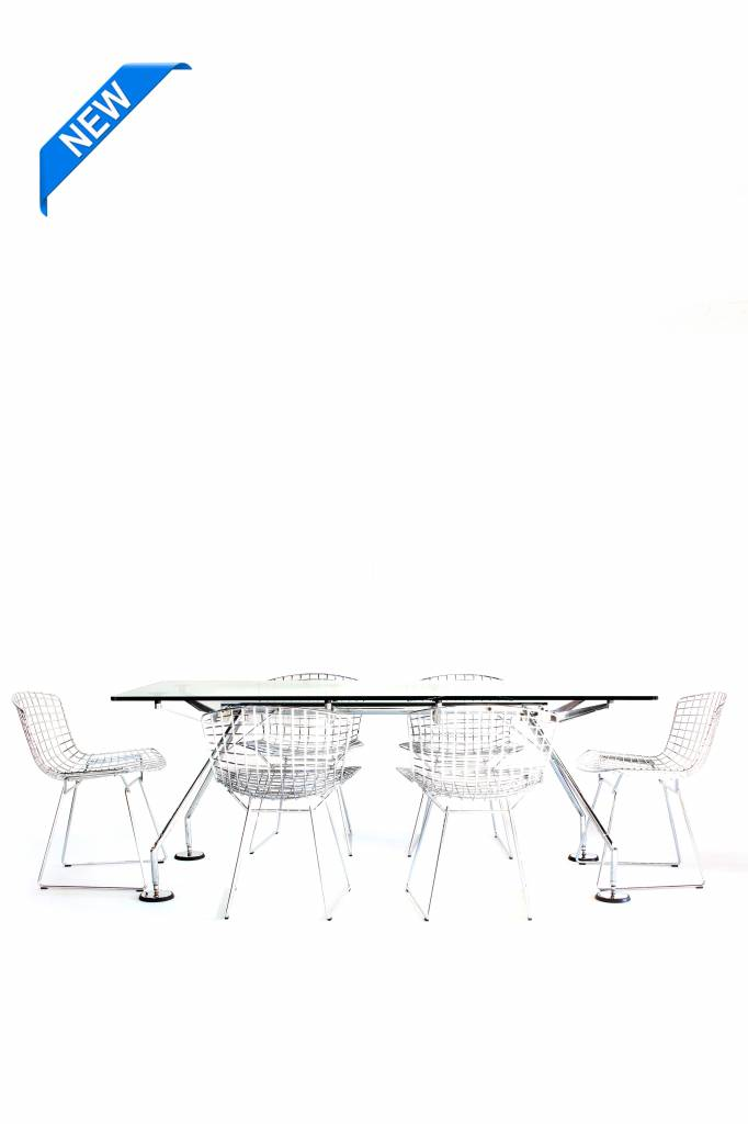 Norman Foster architects table Nomos for tecno