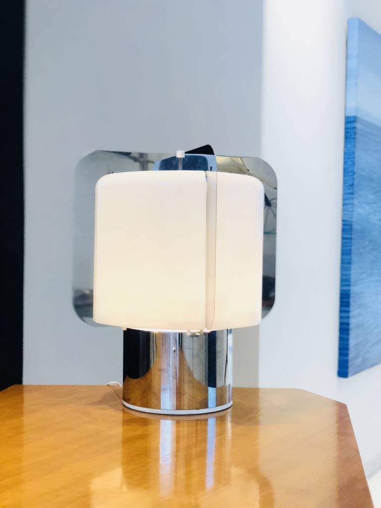 Rare table lamp for Luci