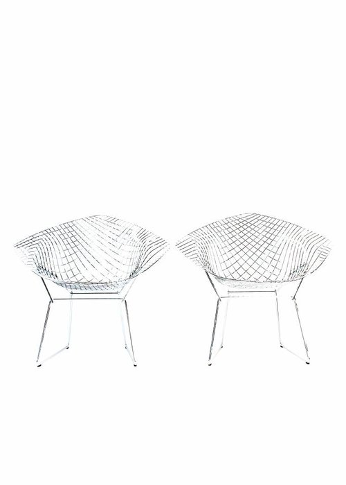 Diamond chairs