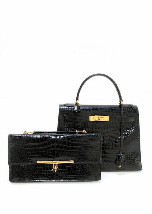 Exclusive Hermès handbags set