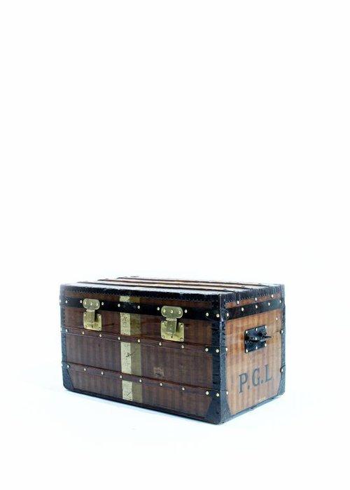 "Louis Vuitton ""rayée"" Trunk, 1876"