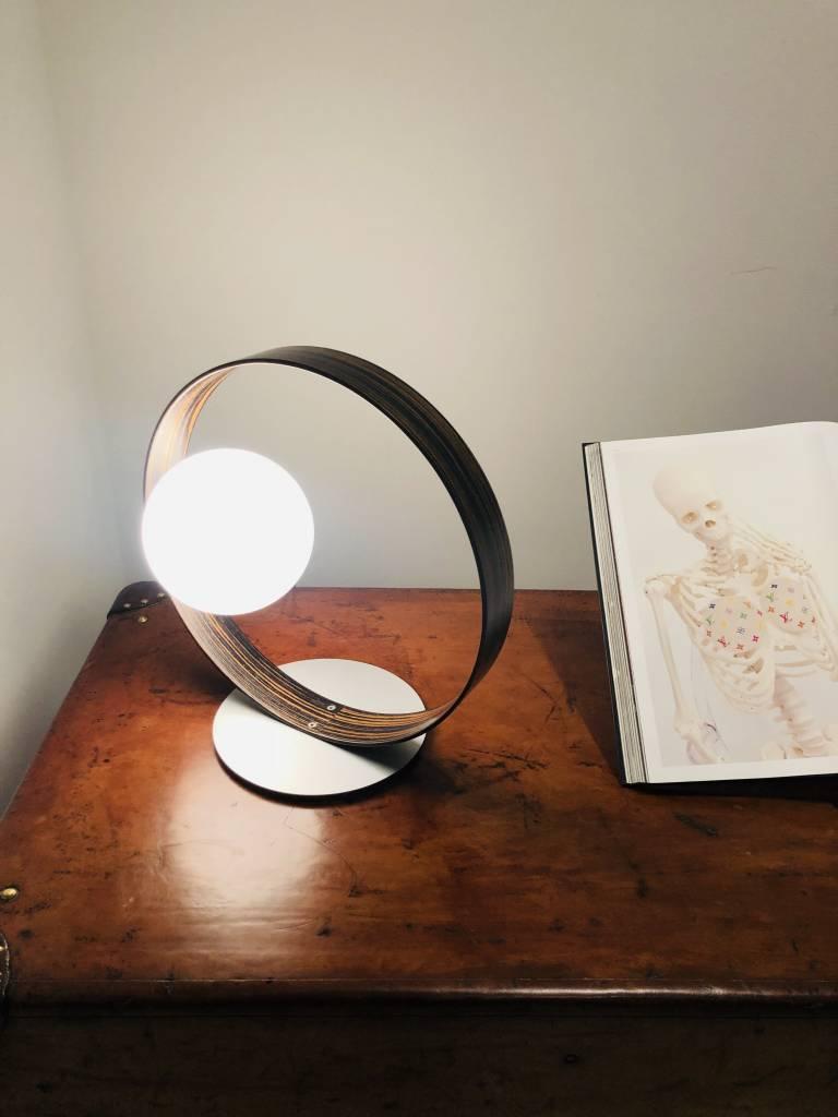 Set of Italian design table lamps
