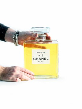 Large original  Chanel n ° 5
