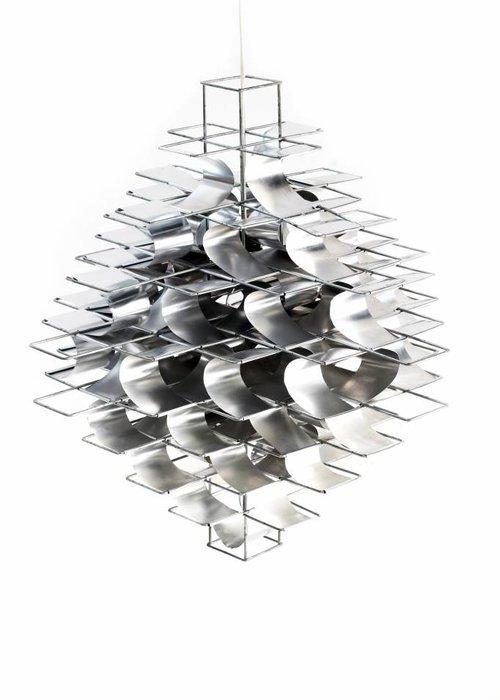 Plafond lamp Max Sauze 1970