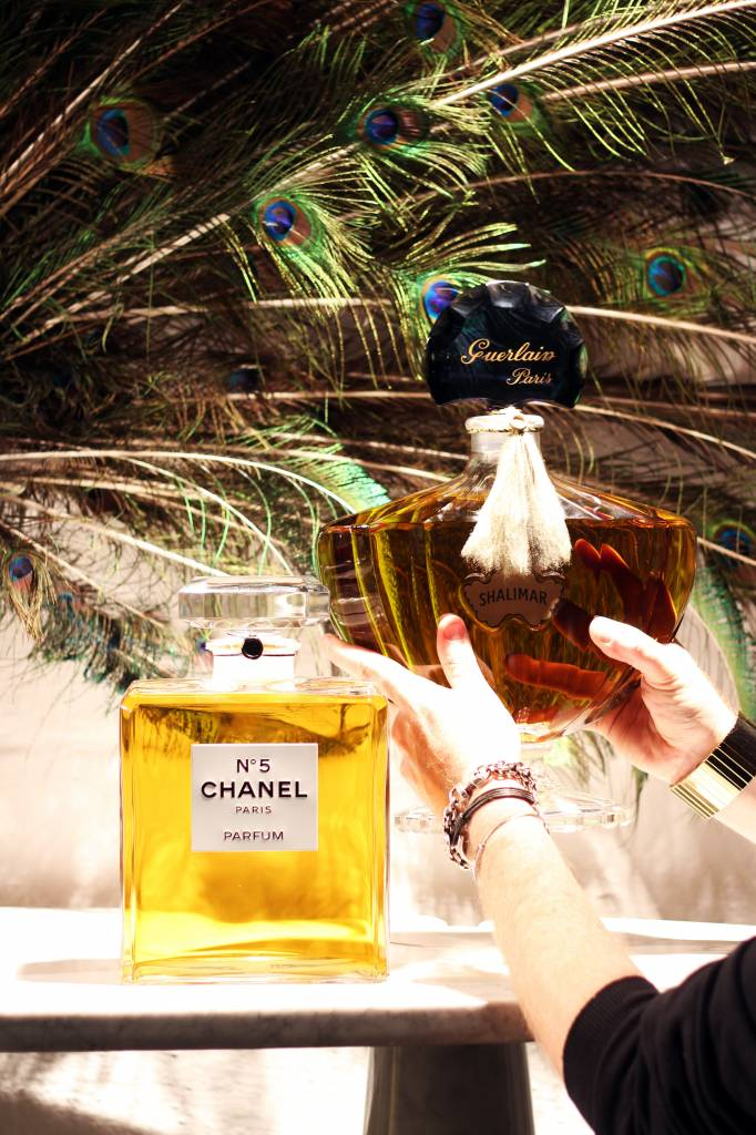 GUERLAIN Shalimar Perfume factice
