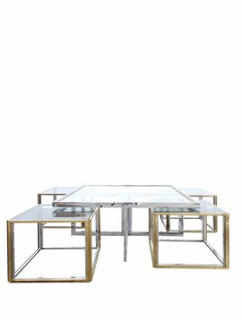 Maison Charles coffee table