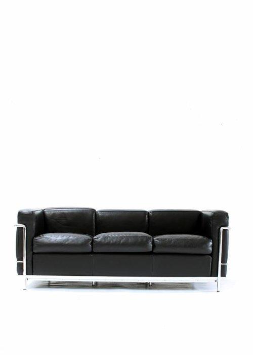 Le Corbusier 3 seat