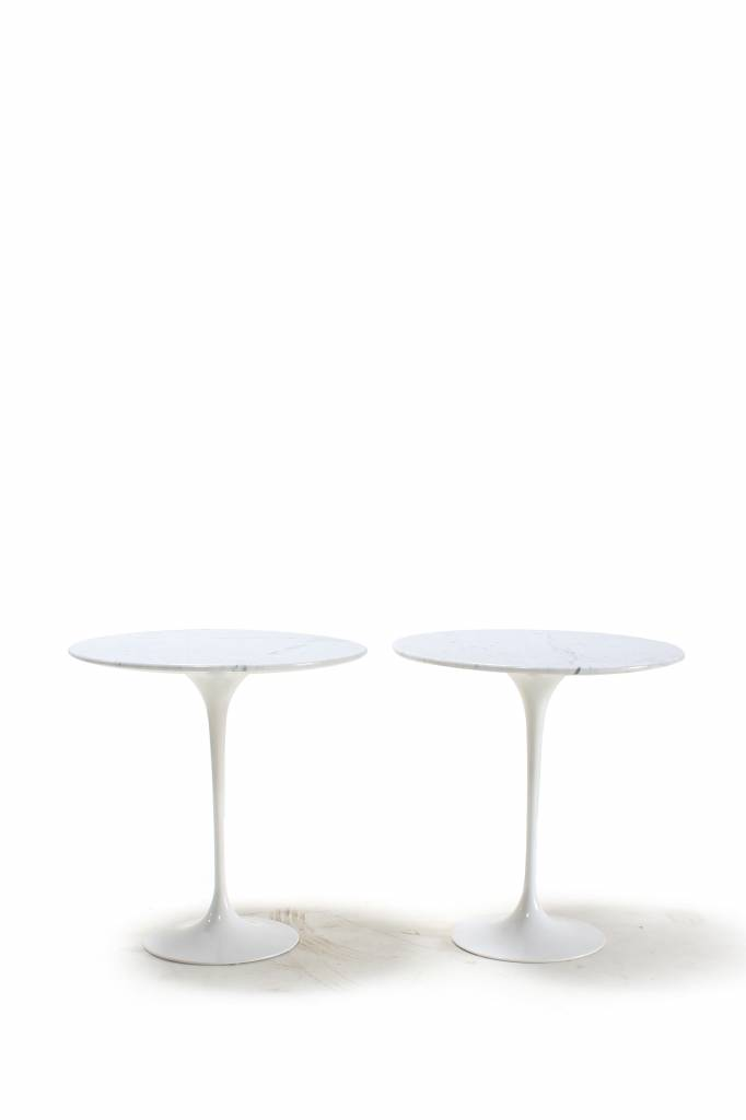 TULIP SIDE TABLES BY EERO SAARINES FOR KNOLL INTERNATIONAL