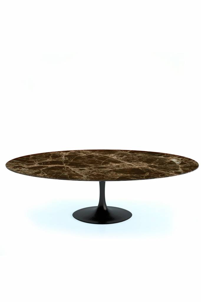Beautiful original marble Knoll tulip table