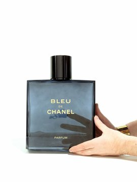 XXL Bleu de Chanel factice