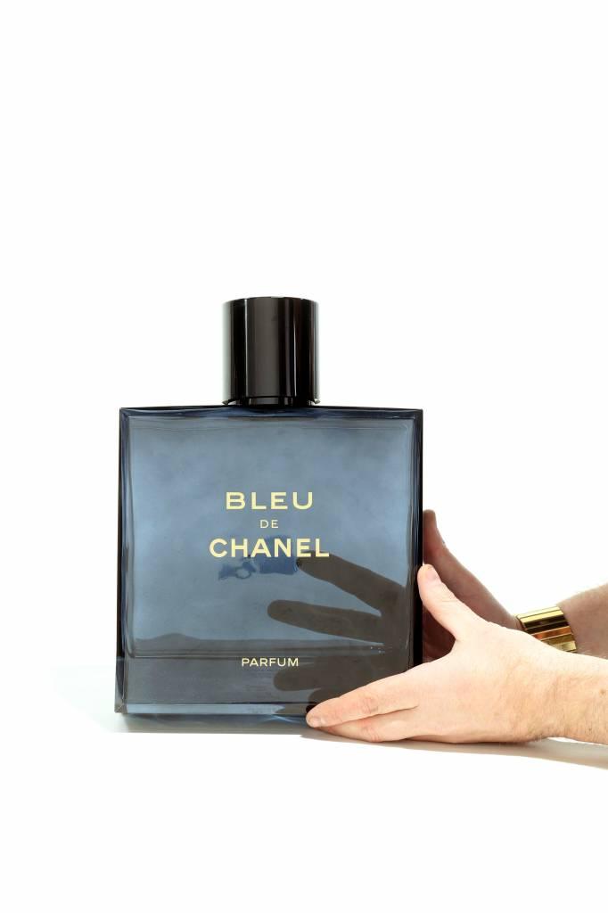 Grote Bleu de Chanel parfumfles