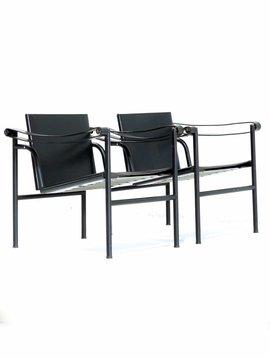 Koppel Le Corbusier - LC1 black edition