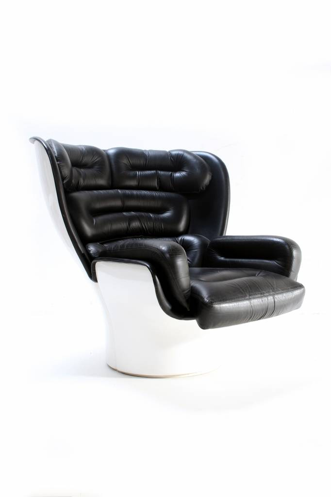 Elda chair by Joe Colombo for Comfort, 1960's
