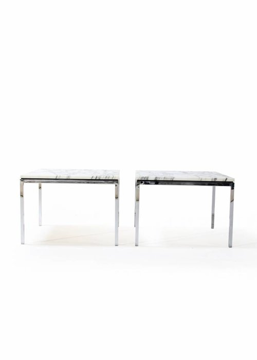 Florence Knoll side tables