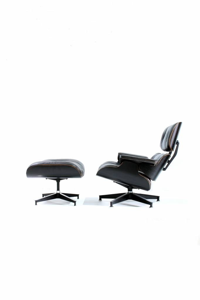 Remarkable Vintage Charles Eames Lounge Chair 1970S For Herman Miller Gamerscity Chair Design For Home Gamerscityorg