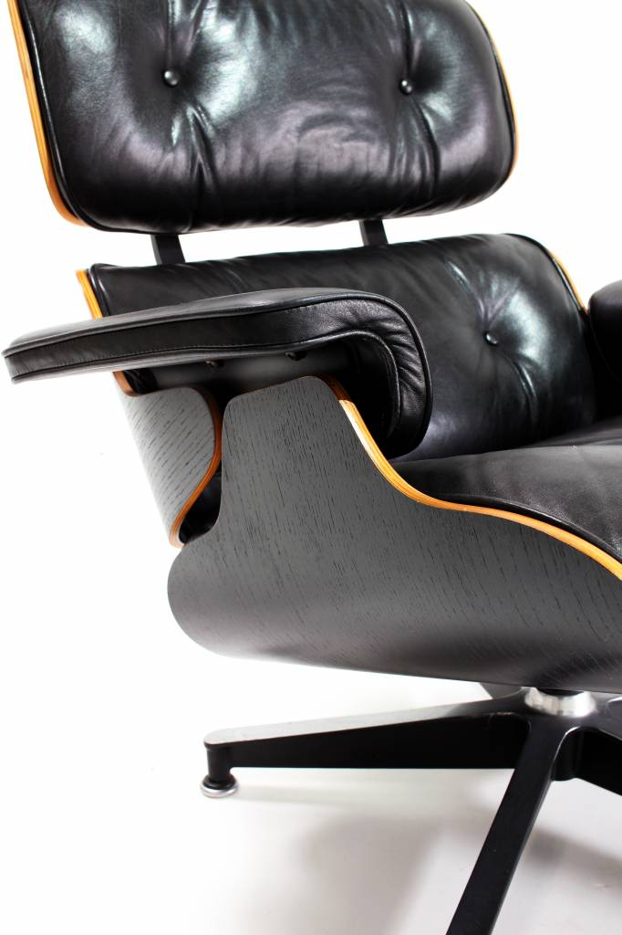 Vintage Charles Eames Lounge chair 1970's for Herman Miller