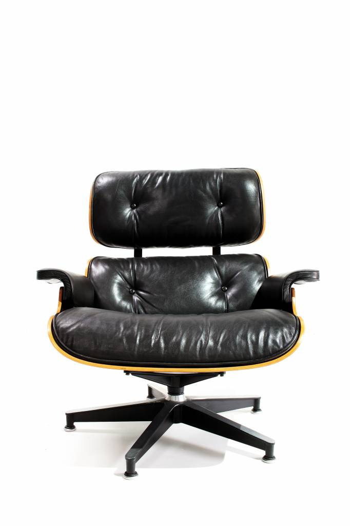 Vintage 1970's Charles Eames Lounge chair for Herman Miller