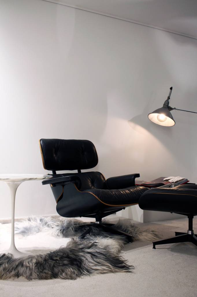 Incredible Vintage Charles Eames Lounge Chair 1970S For Herman Miller Gamerscity Chair Design For Home Gamerscityorg