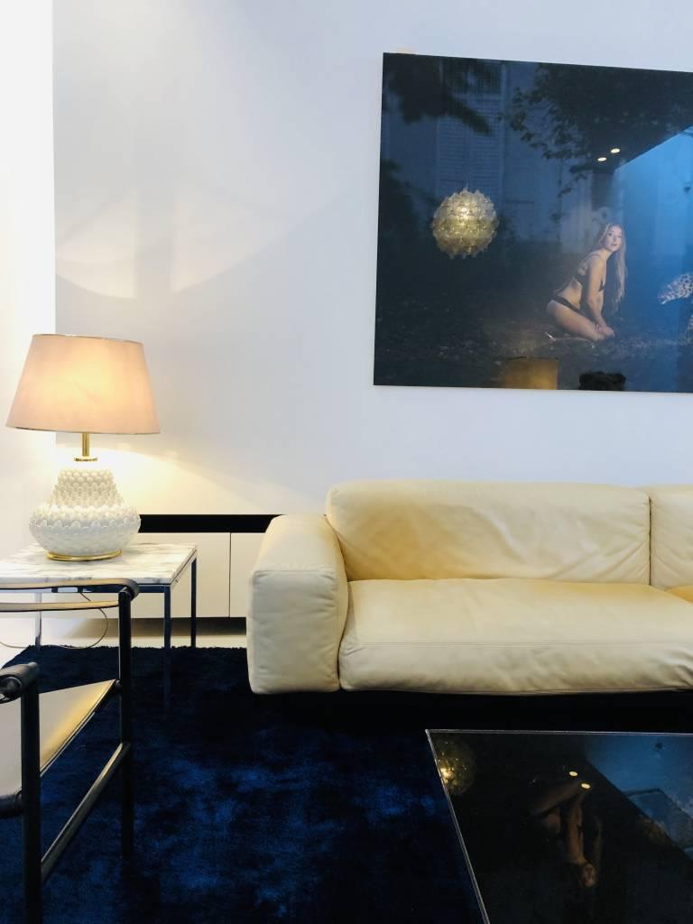 Design zetel door Umberto Asnago voor Arflex