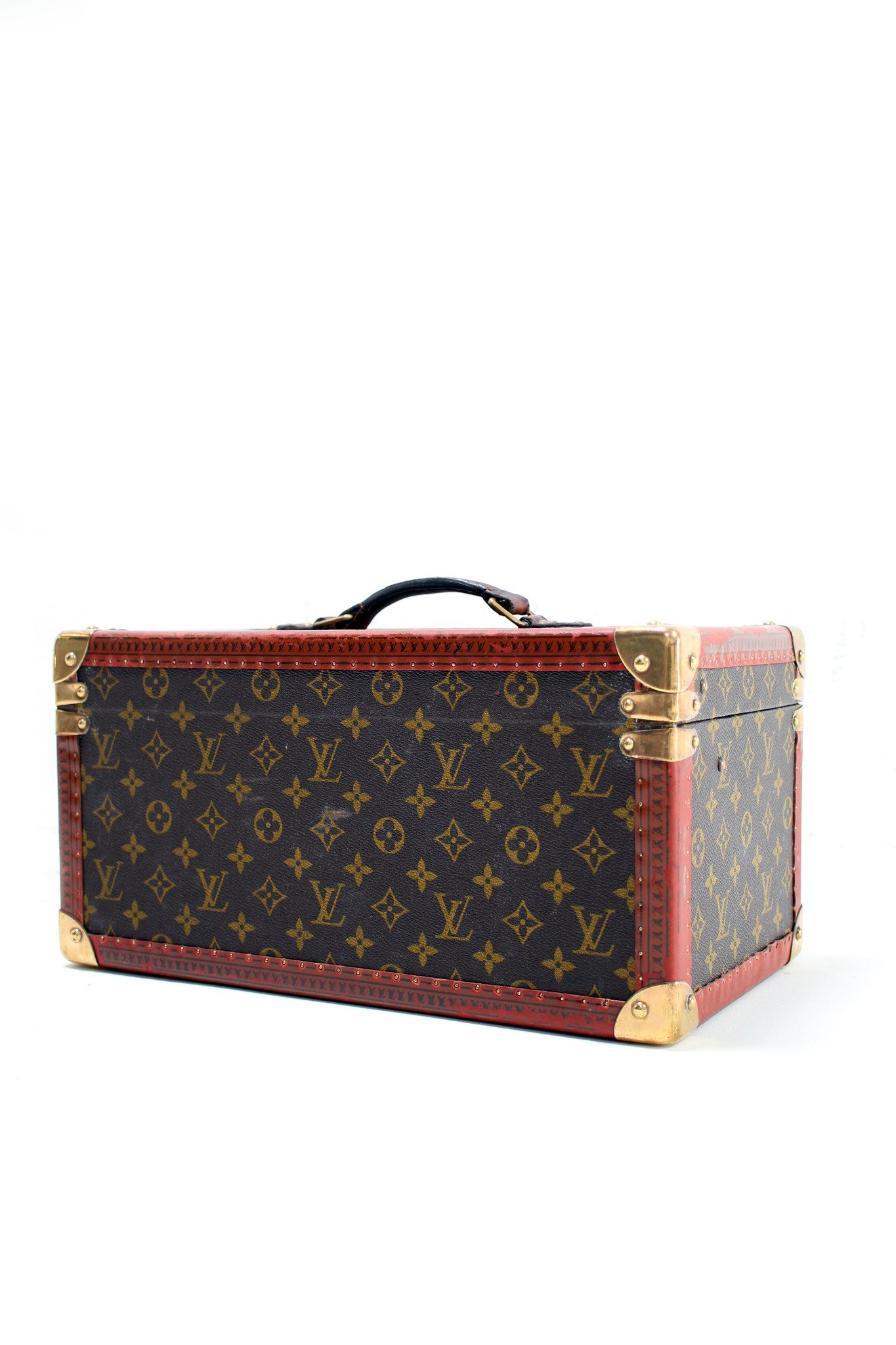 Vintage Louis Vuitton beauty case 1960's