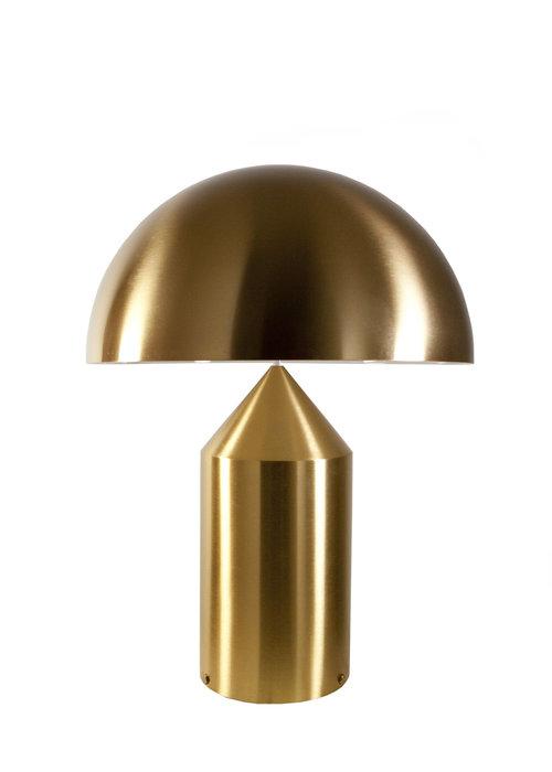 Atollo table lamp gold