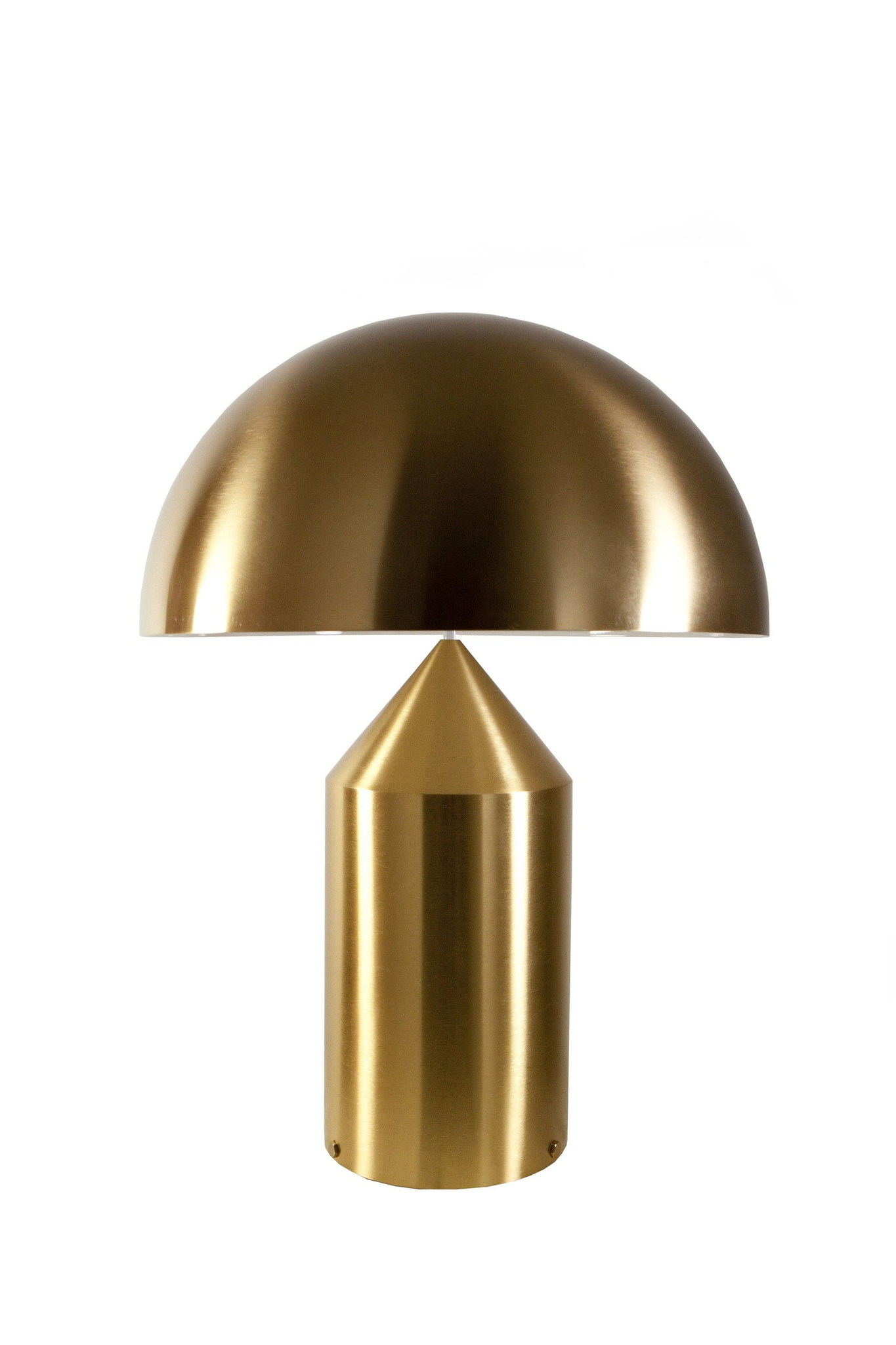 Atollo table lamp gold