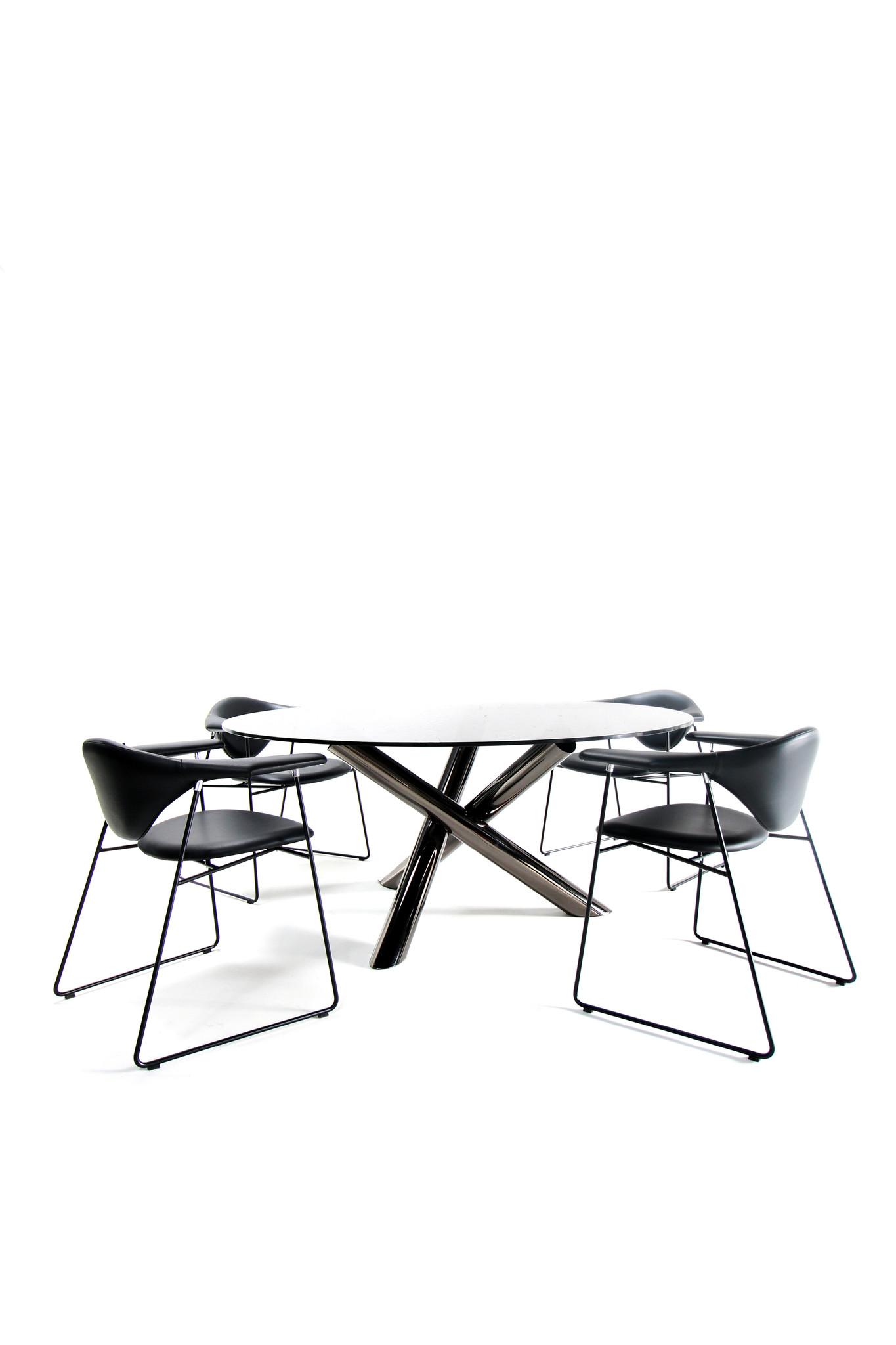 Masculo armchair by Gamfratesi for Gubi
