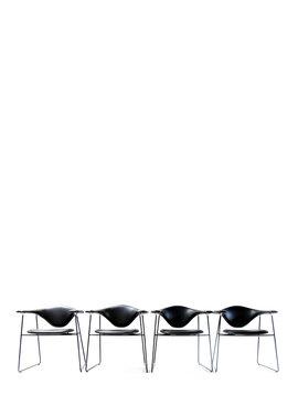 Masculo chair by Gamfratesi