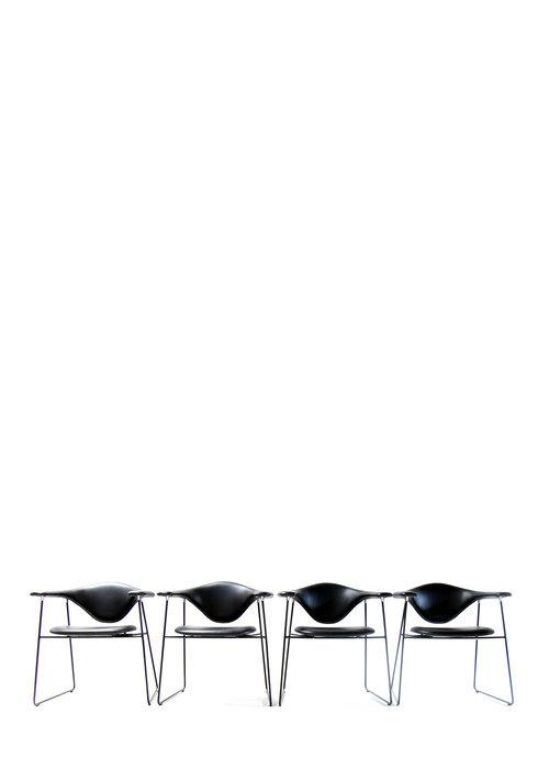Masculo stoel door Gamfratesi
