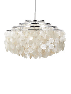 Hanglamp door Verner Panton