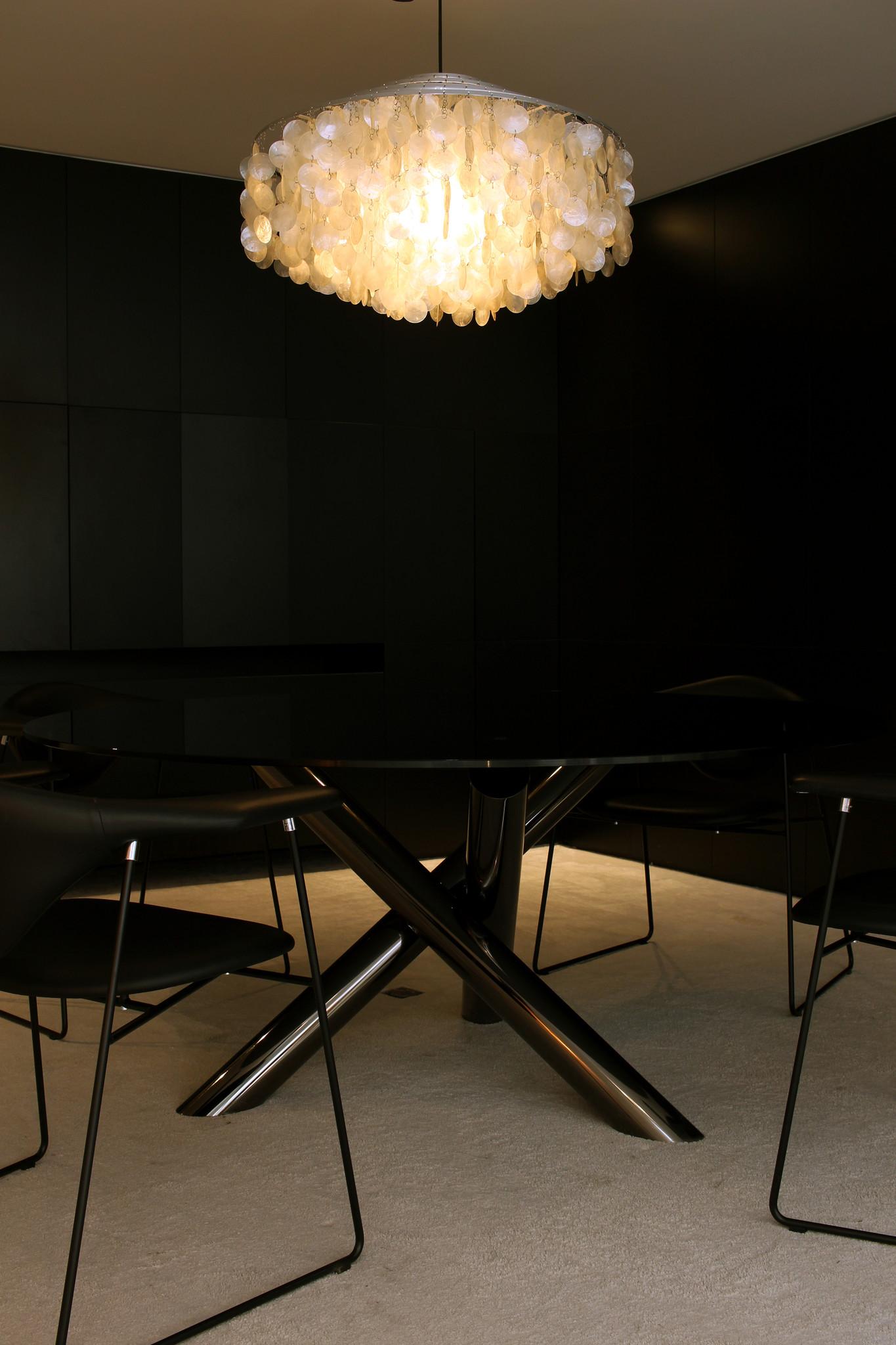 FUN hanging lamp by Verner Panton for Verpan