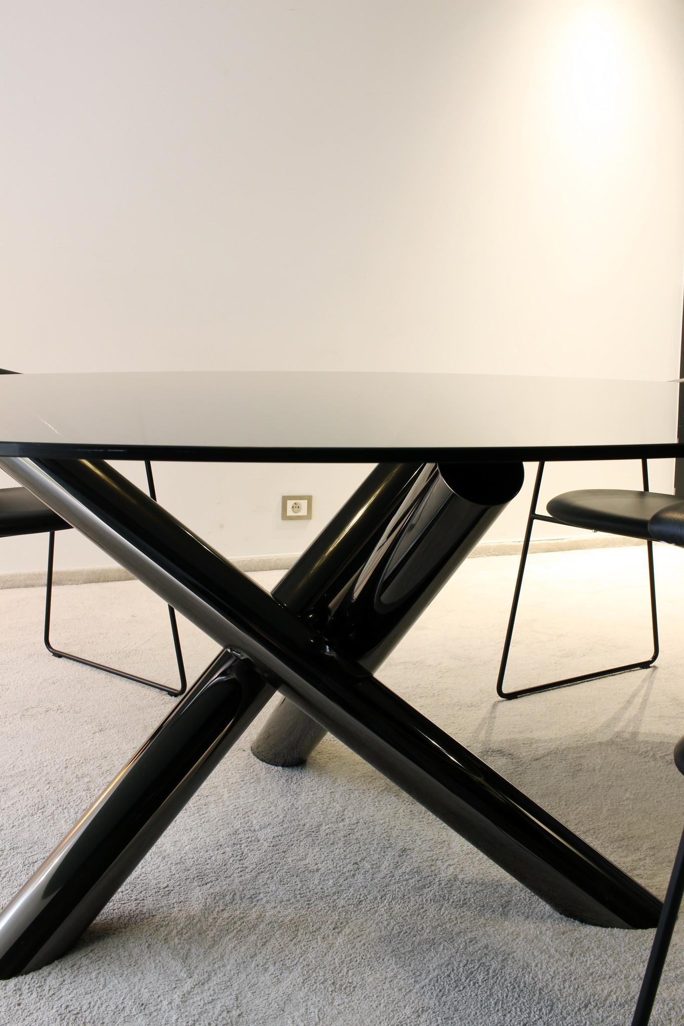 Van Dyck table by Rodolfo Dordoni for Minotti