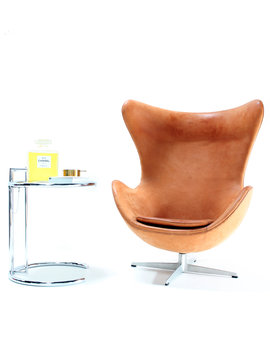 Vintage Egg Chair door Arne Jacobsen