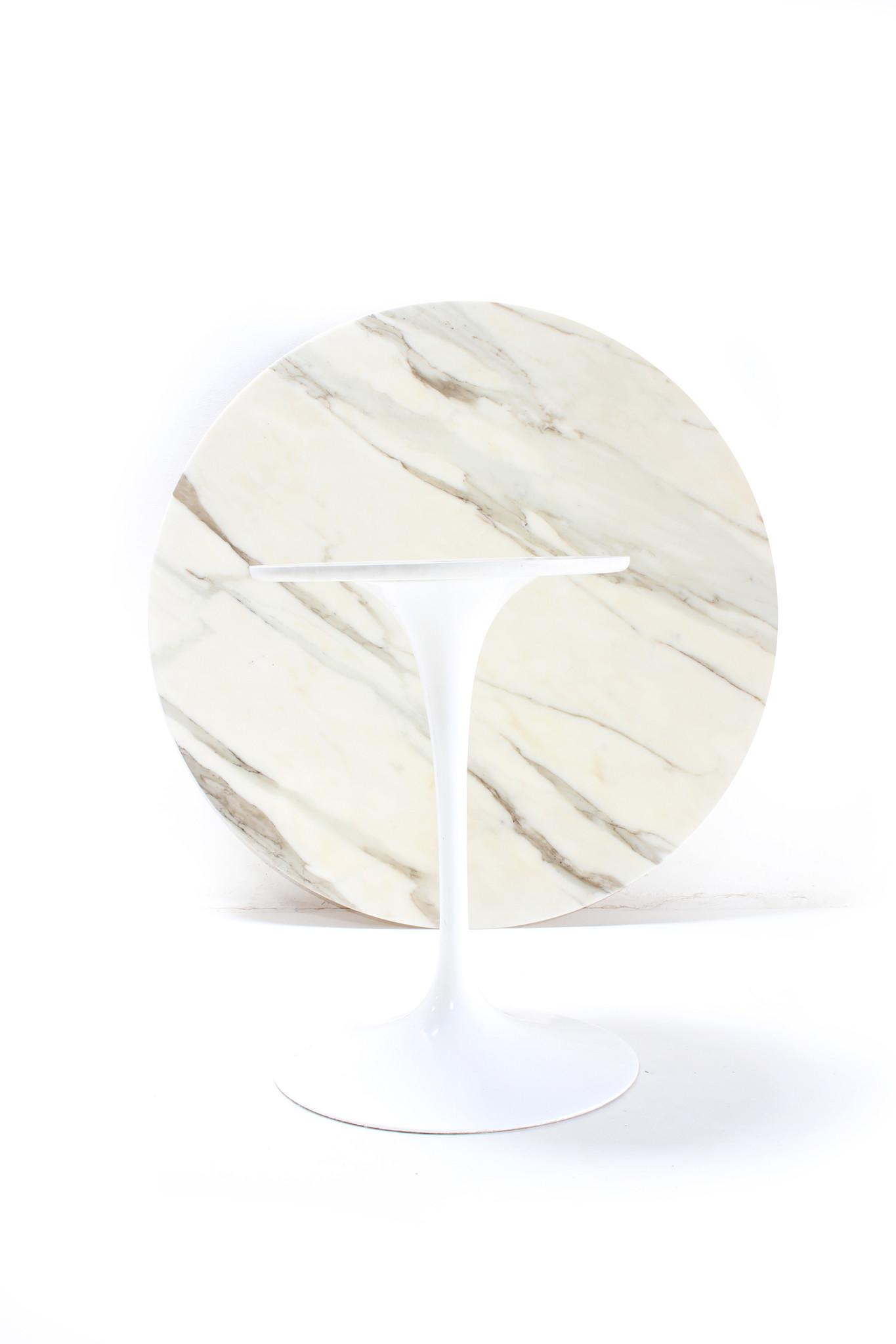 Knoll eettafel door Eero Saarinen voor Knoll International