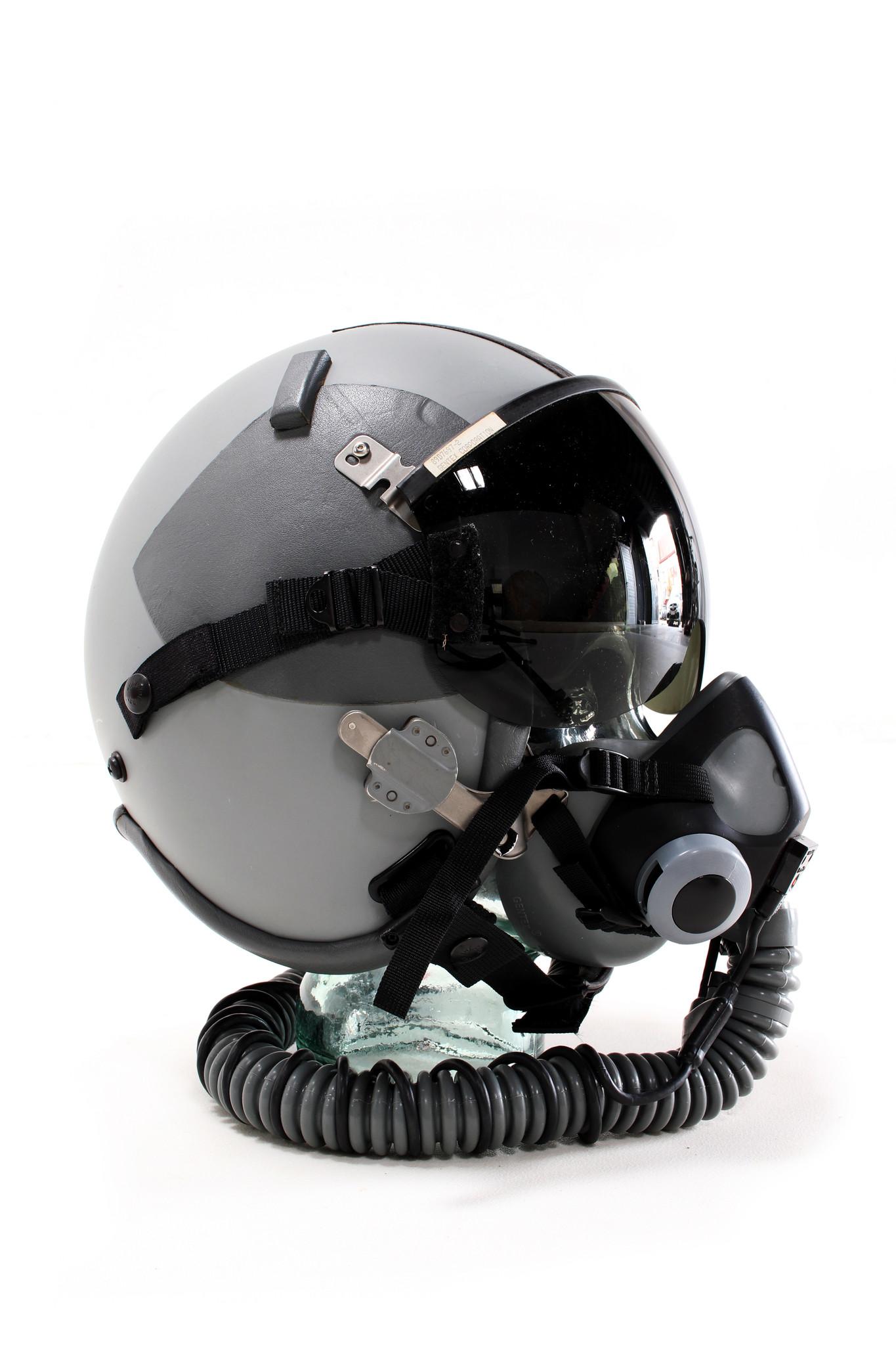 F16 helmet