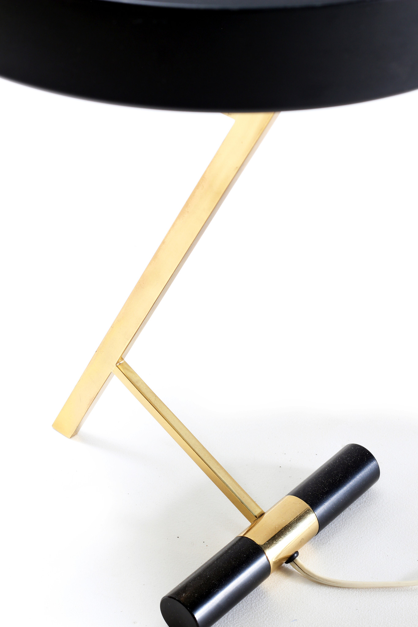 Louis Kalff tafellamp jaren 50
