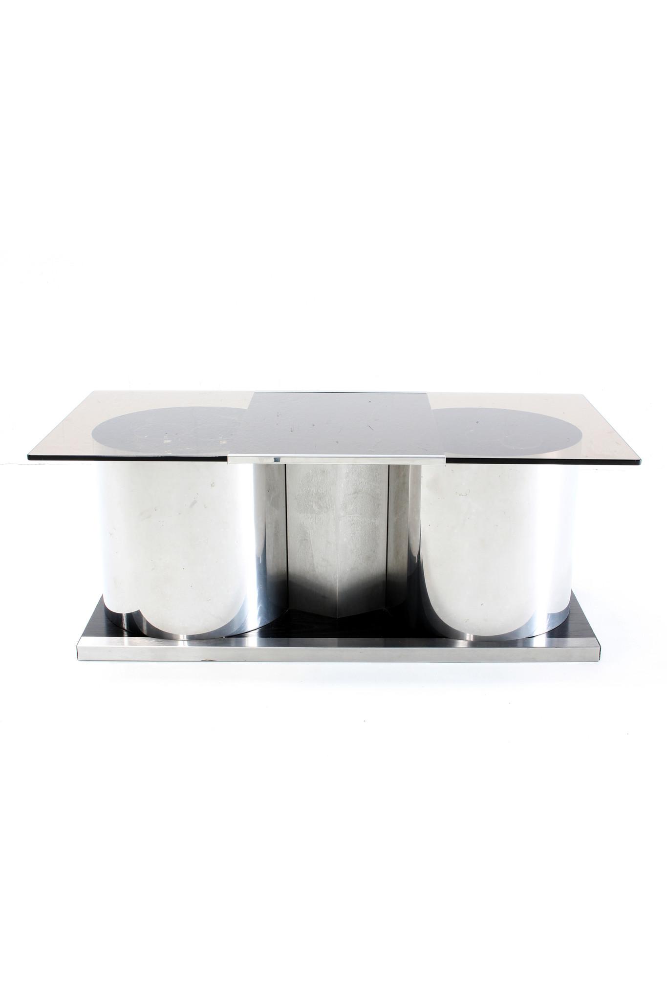 Bar coffee table Francois Monnet