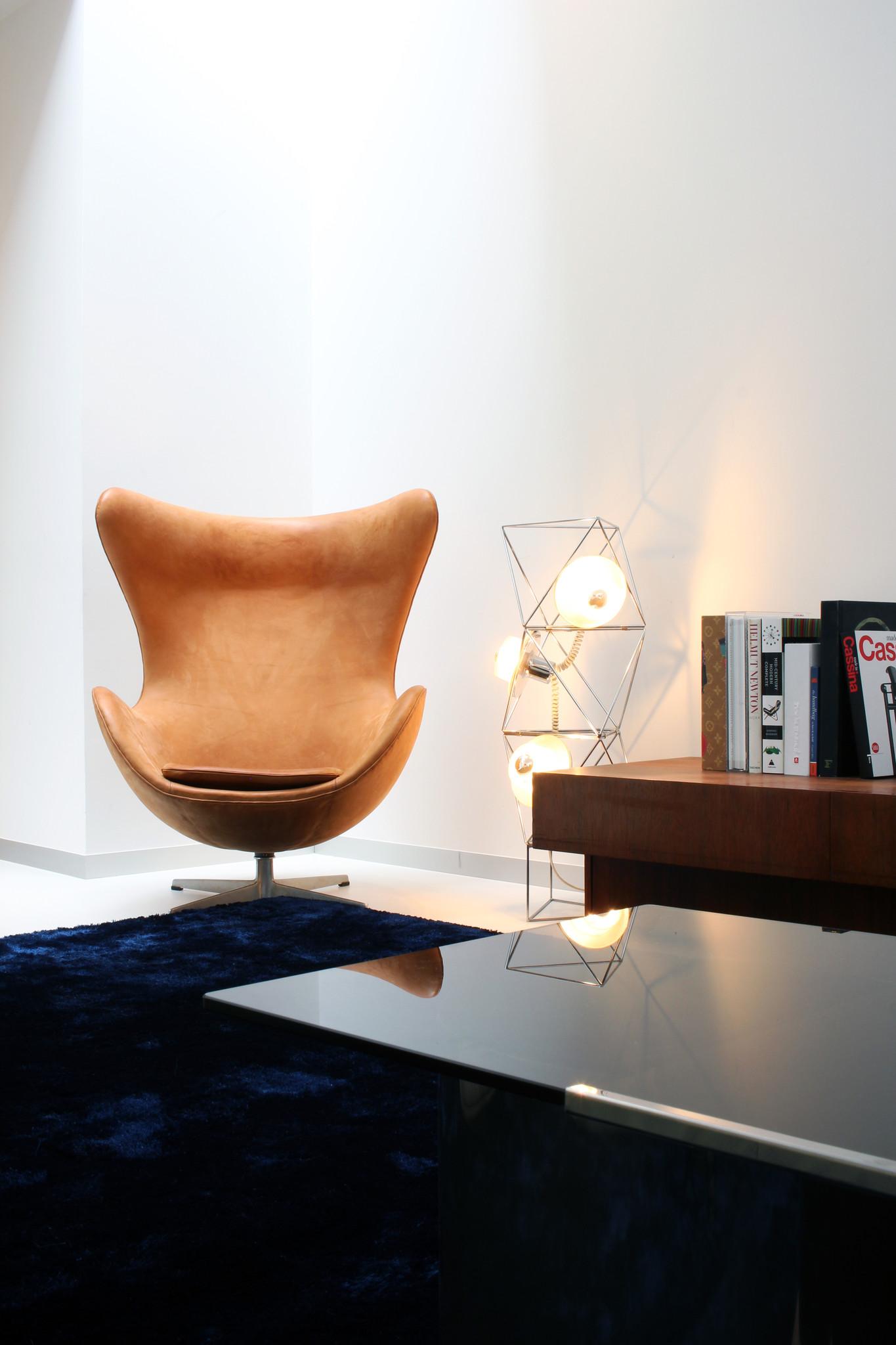 Modulaire vloerlamp door Felice Ragazzo voor Guzzini 1969