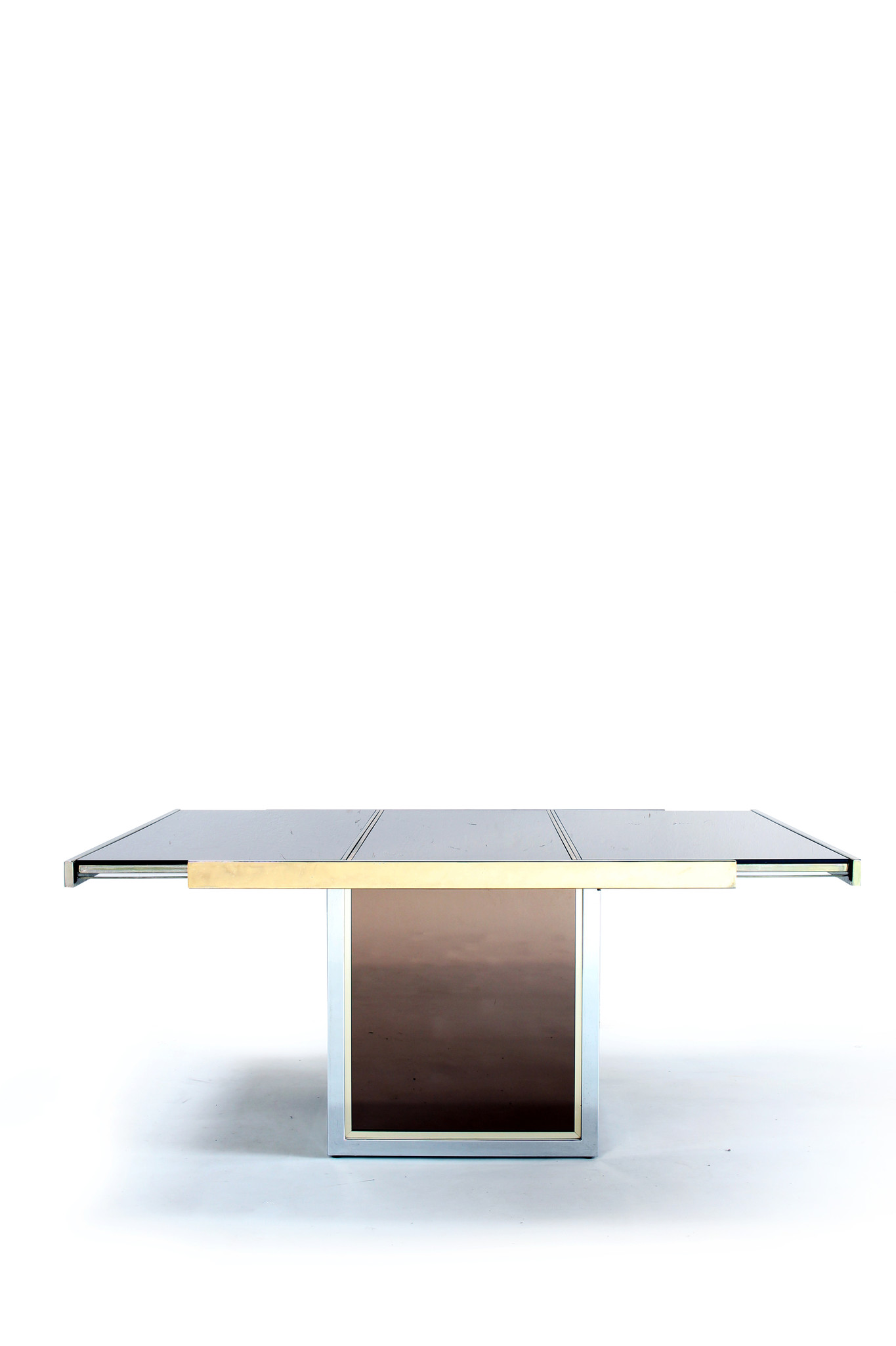 Vintage Belgo Chrom 1970's dining table