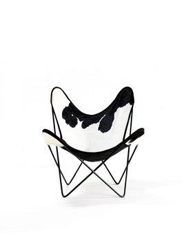 "Butterfly seat cowhide ""plux"""