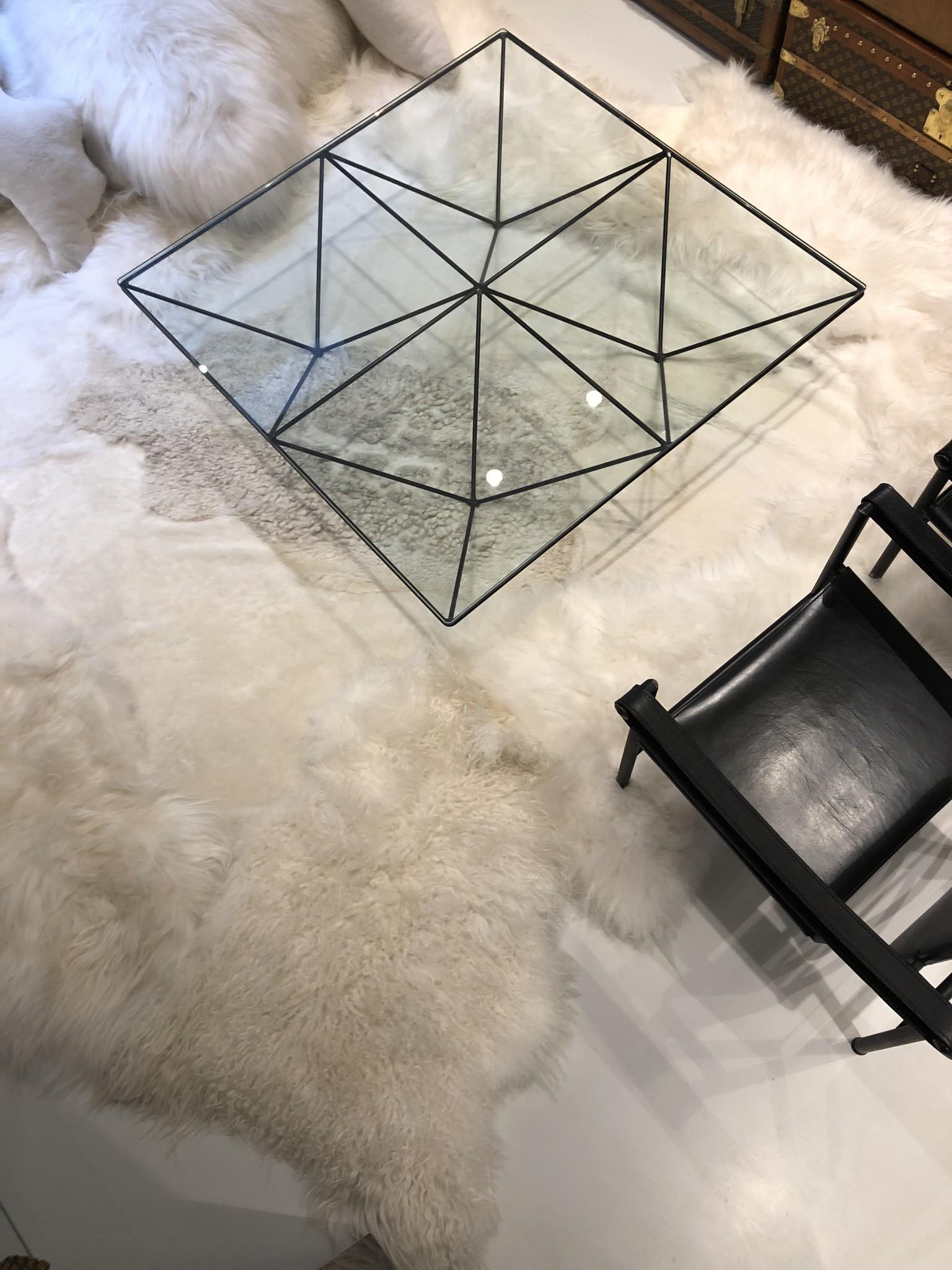 "Carine Boxy tapijt ""Diamant"""